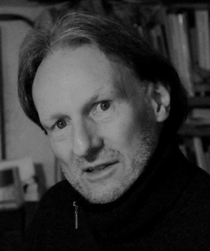 Silvio Blatter, Andreas Neeser, Hugo Ramnek , Hardy Ruoss: Ein Abend für Jürg Amann (Hommage) — Aargauer Literaturhaus Lenzburg AG - i_20141216-152424-491