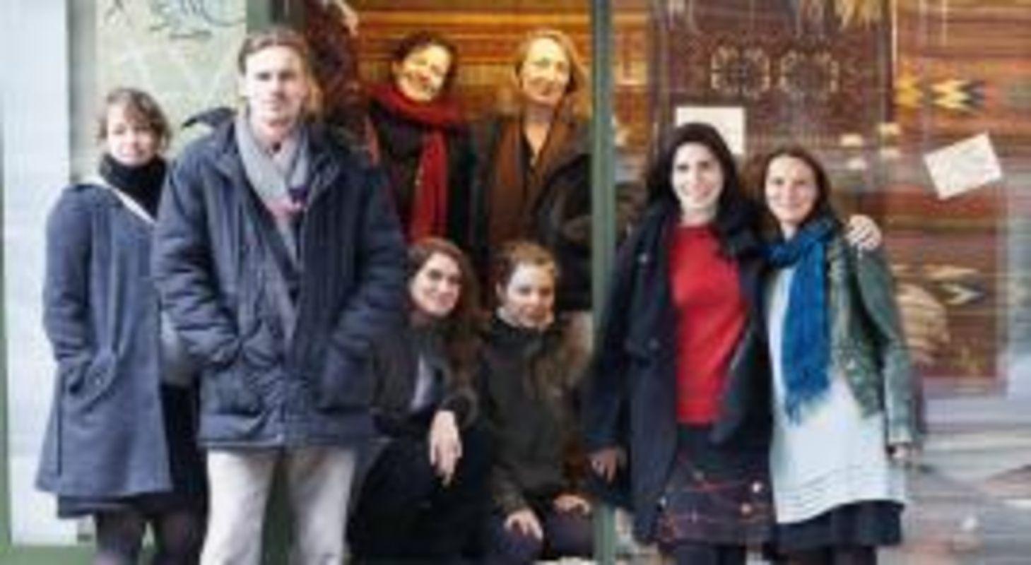 «Teppich» Moderation Donat Blum und Simon Froehling